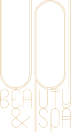 UPI Beauty And Spa Logo cmyk GOLD
